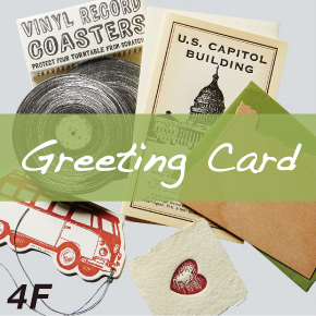 4F Greeting Card